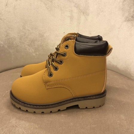 Gul Høibo  Yellow Boot Barnesko