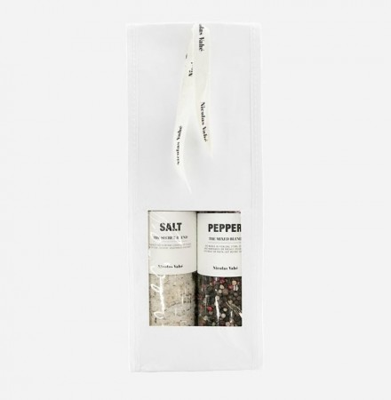 Nicolas Vahe Gift Bag - Salt & Pepper