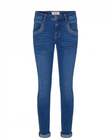 Blå Mos Mosh Naomi Core Luxe Jeans