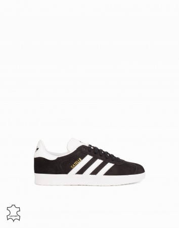 Sort Adidas Gazelle Joggesko