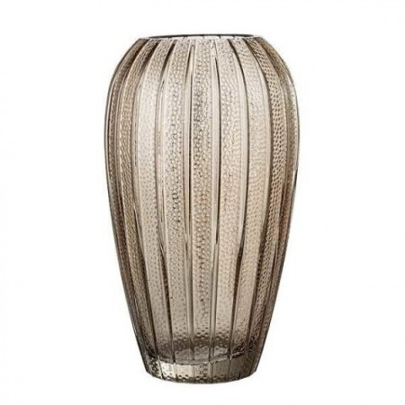 Brun Bloomingville Glass Vase