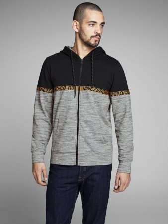 Sort Jack & Jones Jcoian Hettejakke