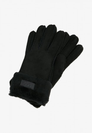Sort Ugg W Turn Cuff Glove Votter