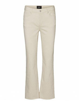Off-white Vero Moda Vmsheila Mr Kick Flare Jeans